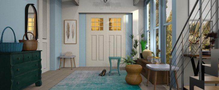 Mit modernen Teppichen mehr farbliche Akzente setzen